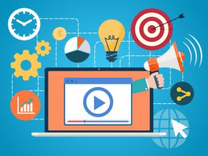La video fait partie du content marketing