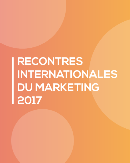 Rencontres Internationales du Marketing 2017 - GetQuanty