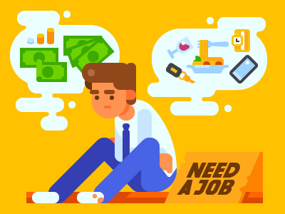 Marketing B2B unemployed