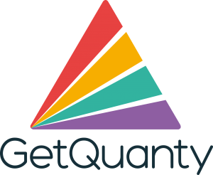 Logo GetQuanty Vertical