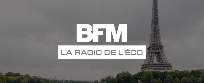 GetQuanty sur BFM Business - Interview de Xavier