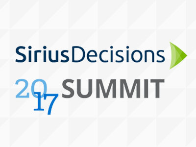 Sirius Decision Summit 2017 - GetQuanty