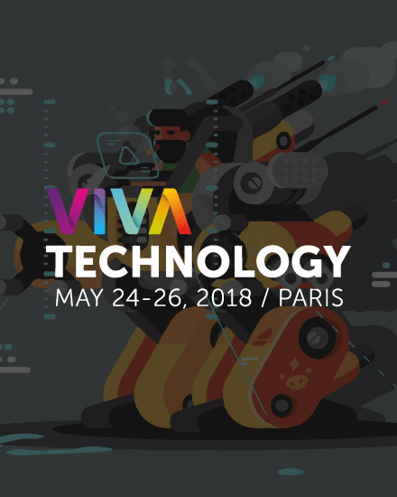 Viva Tech Paris 2018