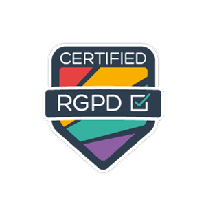 Badge RGPD GetQuanty